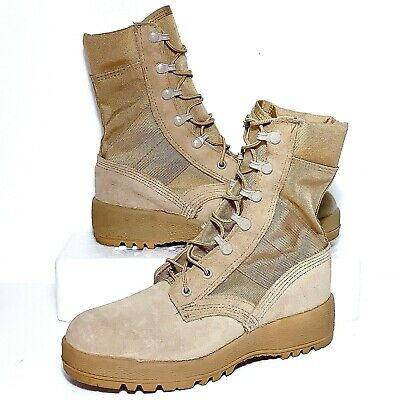 95d7fd49c15 MCRAE FOOTWEAR WOMENS boots GORE-TEX Hot Weather Green Military ...