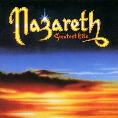 Nazareth Greatest Hits CD Value Guaranteed from eBay's biggest seller!