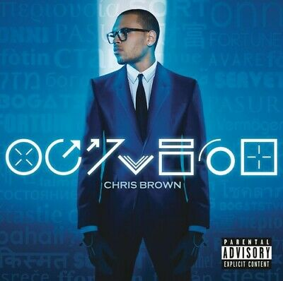 Fortune - Chris Brown (CD New) Explicit Version