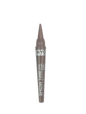 NYC Showtime Kohl Kajal 002 Deep Brown