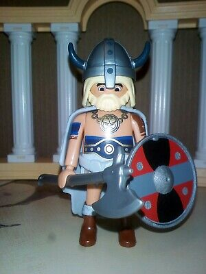 Playmobil The Movie Le Film Personnages Neufs Charlie le viking