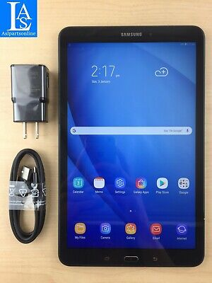 Samsung Galaxy Tab A SM-T580 16GB,Wi-Fi,10.1in Tablet - Black and White