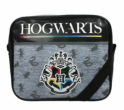 Harry Potter House of Pride Hogwarts Courier School Despatch Bag