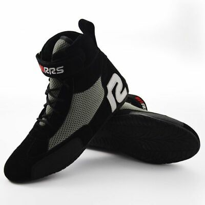 FIA Race Boots RRS Red, Black, White, Grey, Blue, Rally, Race, Drift