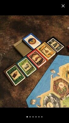 Magnetic Settlers of Catan Card Trays. Made Specifically for the Board game Sett