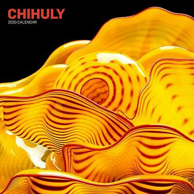 Chihuly - 2020 Wall Calendar - 737138