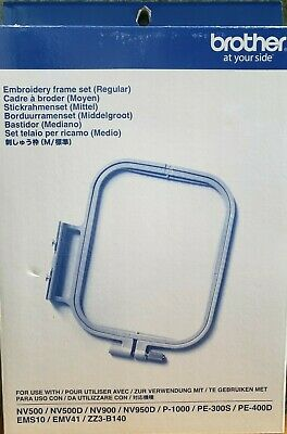 Original Brother Embroidery Frame SA432 *ONLY FITS MACHINES WITH 4 X 4 EMB. AREA