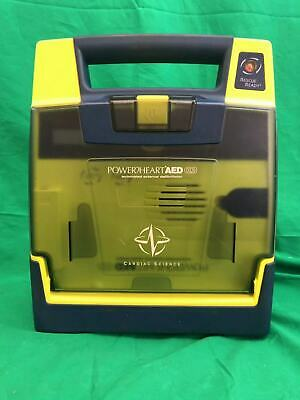 Cardiac Science Powerheart G3 AED Automatic w/o battery or pad
