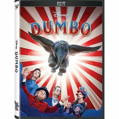 Dumbo 2019 (DVD) UK Compatible