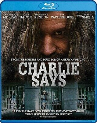 Charlie Says (REGION A Blu-ray New)