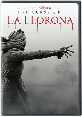 Curse Of La Llorona (REGION 1 DVD New) 883929667901