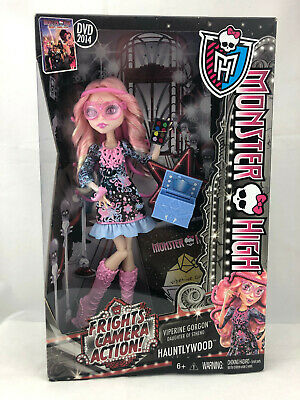 Monster High. Frights Camera Action! Viperine Gorgon. Brand New in Box.