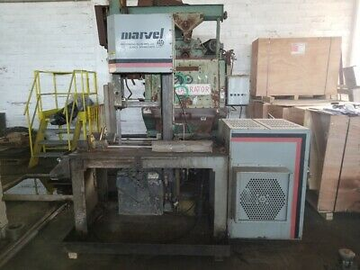"18"" x 22"" MARVEL MV460PC/2 VERTICAL BANDSAW"