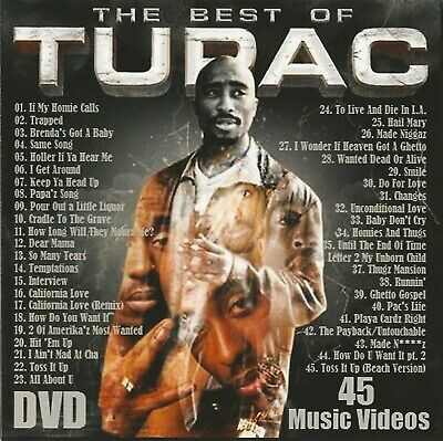 2PAC THE BEST Of 2Pac Part 1: Thug CD BRAND NEW Digipak
