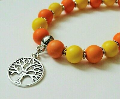 In Car Hanging Rear View Mirror Pendant Charm Tree of Life Driving Test Gift