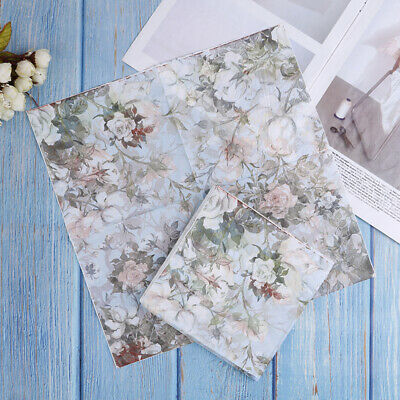 20PCS Paper Napkins for Decoupage Kleenex Tableware Tissues DIY Craft Decoration