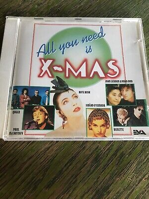all you need is x-mas