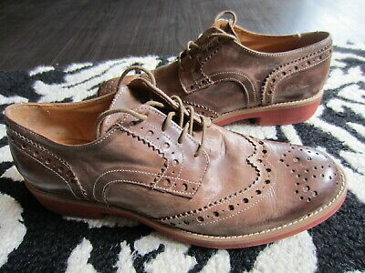 f5435a49b2e WOMEN'S STEVEN BY Steve Madden leather Wingtip Oxford Size 40 Italy or 10  Shoes