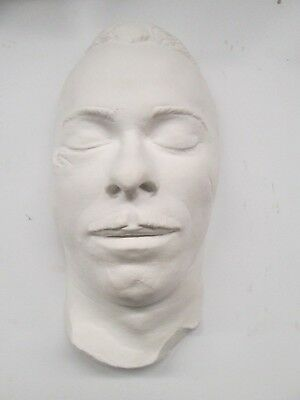 JOHN DILLINGER DEATH mask from the Cook County Morgue 3 days