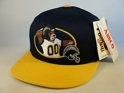 f9d50a32 SAN DIEGO CHARGERS Vintage Snapback hat Competitor Original 90s ...