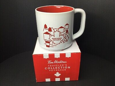 Tim Hortons Northern Ontario Travellers Collection Mug 2019 series 2
