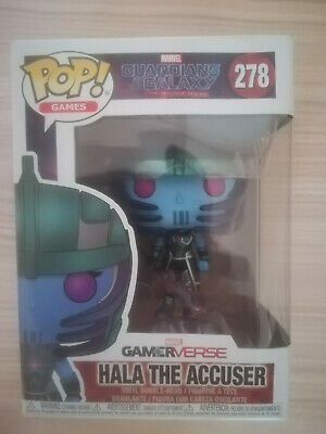 Funko Pop n° 278 - Les Gardiens de la Galaxie - Hala The Accuser