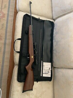 VINTAGE NORICA 47 AIR RIFLE PELLET GUN SINGLE SHOT, Side