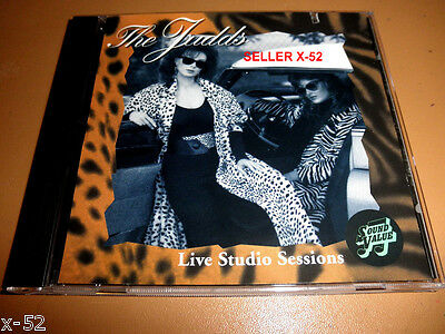 THE JUDDS rare LIVE STUDIO SESSIONS CD naomi judd wynonna GIVE A LITTLE LOVE