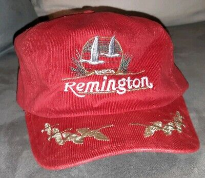 Remington Script Logo Dad Hat Pro Gun Brand 2nd Amendment Rifle Ball Cap Black