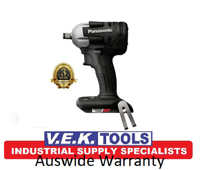"Panasonic EY75A8 New Dual Voltage 14.4V / 18V 1/2"" Impact Wrench, replace ey75a2"