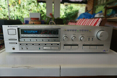 Kenwood KR-830 Computerized Stereo Receiver (1982) FULLY TESTED WORKING