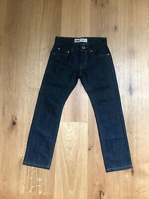 Brand New Boys Girls Lewis 511 Jeans Size 8 Years Dark Blue