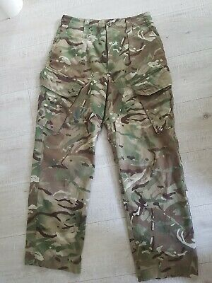 Brand New In Packaging British Army MTP Trousers Warm Weather
