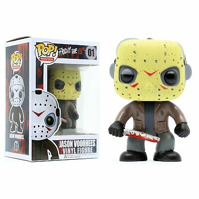 Pop! Movies Horror Friday the 13th Jason Voorhees #01