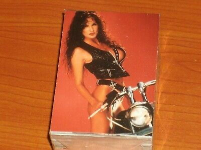 Julie Strain 'Queen Of The B Movies' Complete Base Set 72 Trading Cards 1996