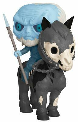 Funko Pop!Game of Thrones 2019 – Mounted White Walker #60 Vinyl Figure.EXCLUSIVE