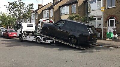 vehicle recovery service 24 HOUR LONDON