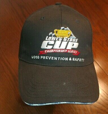 LOWE'S STORE CUP Championship Series Loss Prevention & Safety