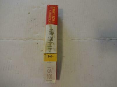 NEW Kearney Fuse Link Type QA 100 6427-2T *FAST FREE SHIPPING*