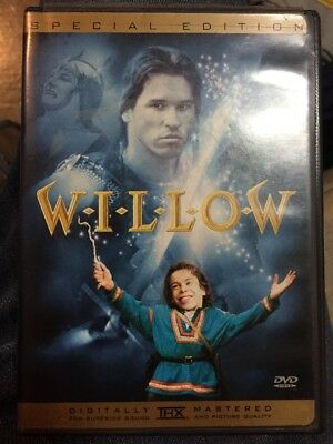 Willow (DVD, 2003, Special Edition) Free Shipping in Canada!