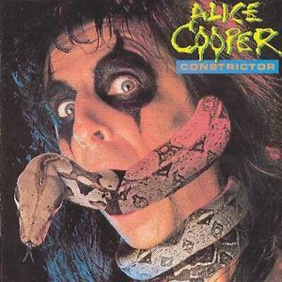 Alice Cooper : Constrictor CD (1999) Highly Rated eBay Seller, Great Prices