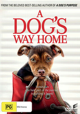A Dog's Way Home  - DVD - NEW Region 4, 2