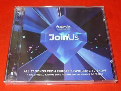 Eurovision Song Contest: Copenhagen 2014 by Various Artists (CD, 2 Discs)