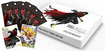 Final Fantasy Trading Card Game Opus Ix Pre-release Kit  - BRAND NEW