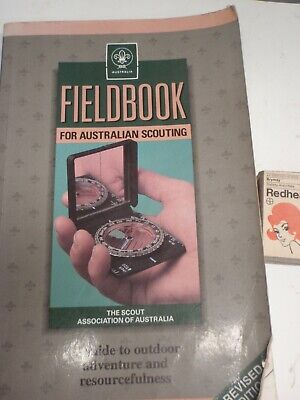 Scouting field book illustrated Australian.
