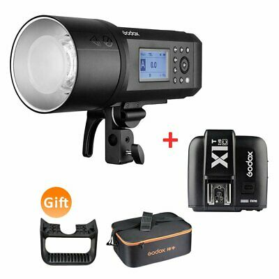 Godox AD600Pro 600Ws 2.4G TTL All-in-One Outdoor Flash + X1T-C Trigger for Canon