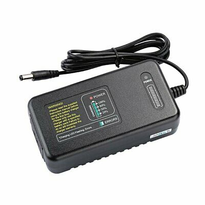 Godox Lithium-ion Battery Charger for AD600 AD600B AD600BM AD600M Studio Flashes