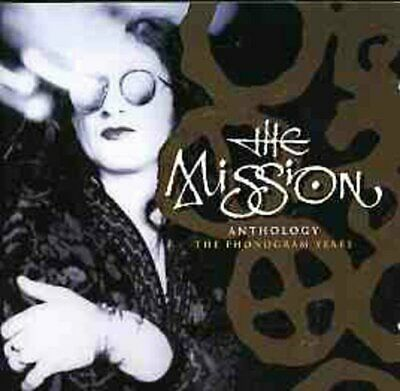 The Mission - Anthology  The Phonogram Years [CD]