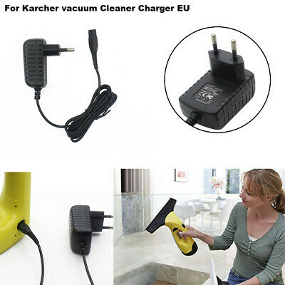 For Karcher WV50 WV55 WV60 WV70 WV75 & WV2 WV5 Window Vac Plug Battery Chargers