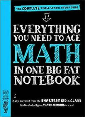 Everything You Need to Ace Math in One Big Fat Notebook: The Complete... [P.D.F]